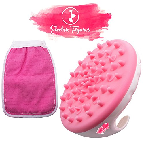 how to use cellulite massager brush